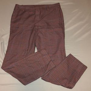 Plaid Tommy Hilfiger Trousers